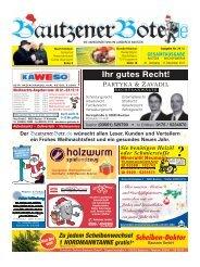 17.Dezember 2011 - BautzenerBote.de