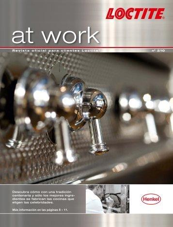 Revista Oficial para Clientes Loctite No 4
