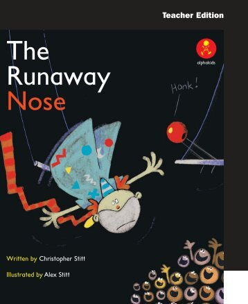 TE Runaway Nose pages