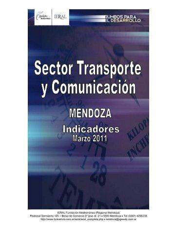 IERAL Fundación Mediterránea (Regional Mendoza) - Bolsa de ...