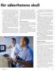 Muskler för outtröttlig precision! - Västerbottens läns landsting - Page 7