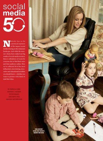 Social Media 50 - American Business Media