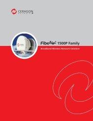 FibeAir 1500P - Meridian Microwave