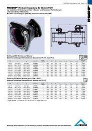 FRIAGRIP® Reduzierkupplung (U-Stück) FGR