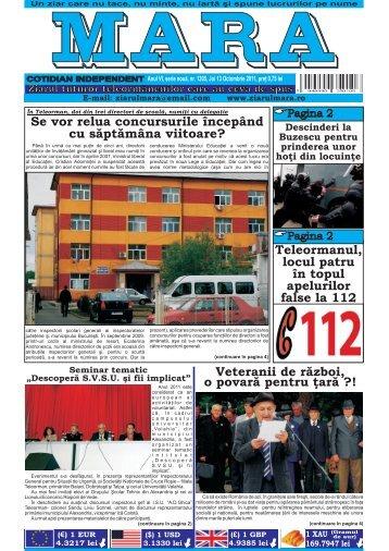 Descarca nr. 1305 - Ziarul Mara