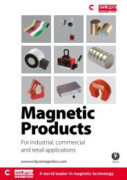 Product Catalogue - Eclipse Magnetics