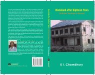 Homeland after Eighteen Years - A 48 hour Travelogue