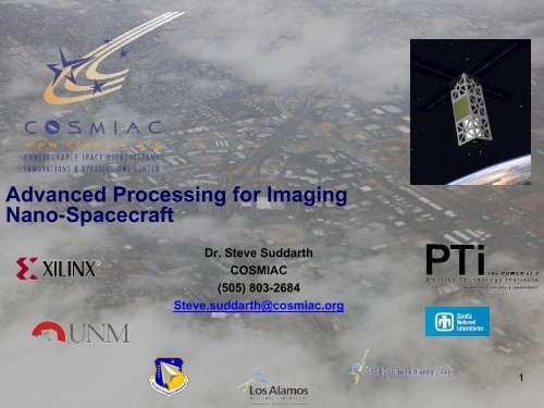 Advanced Processing for Imaging Nano ... - Cosmiacpubs.org