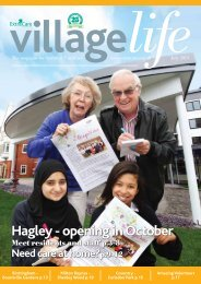 Village Life July 2013 - ExtraCare Charitable Trust