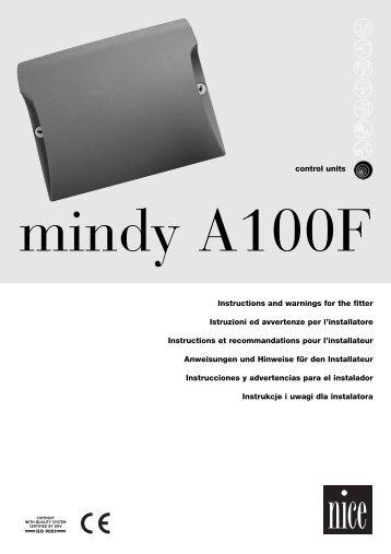 Mindy A100F IST 135 4858 - Nice-service.com