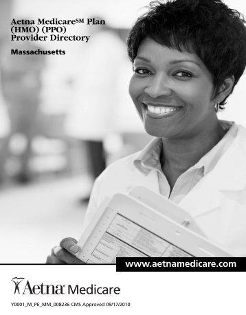 HMO - Aetna Medicare