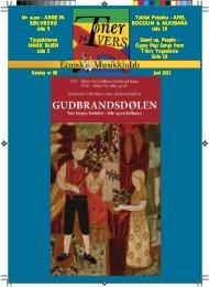 Katalog nr 98 - Velkommen til Etnisk Musikklubb
