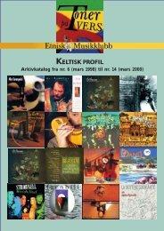 Medlemsmagasin nr06 - Velkommen til Etnisk Musikklubb