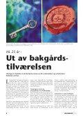 Sikring av kjøpe- senter - Foreningen Norske Låsesmeder - Page 4