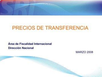 Los precios de transferencia en Ecuador - Sector Fiscalidad