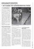 Syndrom Nr 2 - 2003 - Arbeidsmiljøskaddes landsforening - Page 5