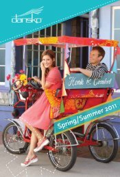Spring/Summer 2011 - Dansko