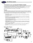 Bass Amplifier - Ampeg - Page 3