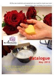 Catalogue (PDF) - Aromantic