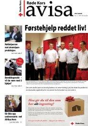 vest-agder fylkeskommune - Røde Kors