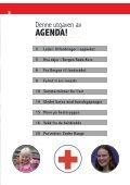 Klikk her for å lese tredje utgaven av Agenda - Røde Kors - Page 3