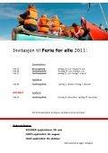 Invitasjon til FERIE FOR ALLE 2011 - Røde Kors - Page 2