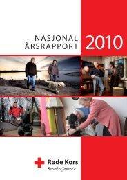 NASJONAL ÅRSRAPPORT - Røde Kors