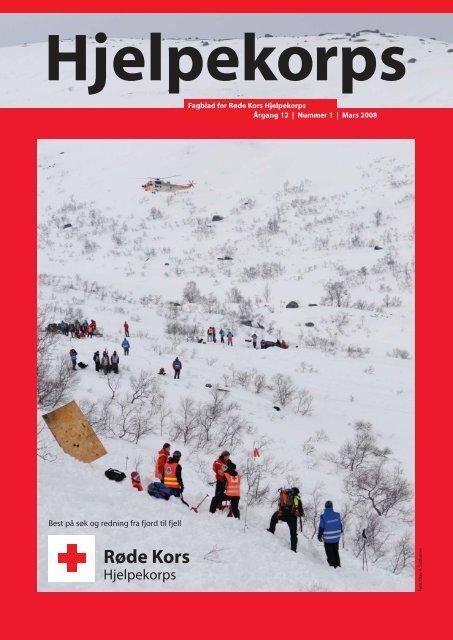 1/2008 - Røde Kors