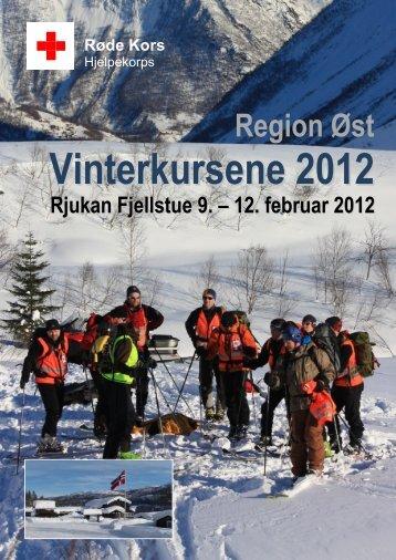 Invitasjon til vinterkurs - Røde Kors