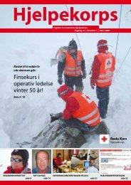 1/2009 - Røde Kors