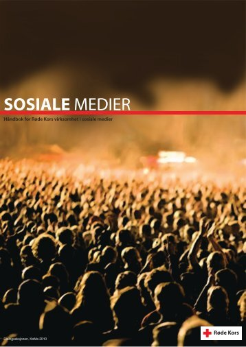 SOSIALE MEDIER - Røde Kors