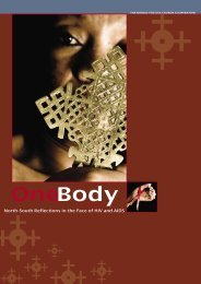 One Body, English, Vol. 1 (pdf) - Norges Kristne Råd