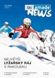 Největší lyžařský ráj v Rakousku