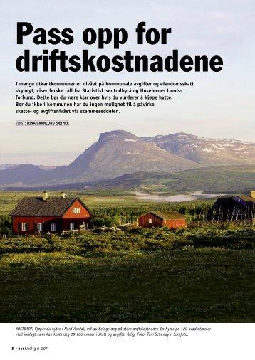 Pass opp for driftskostnadene.pdf - Huseiernes Landsforbund