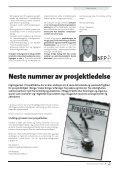 Prosjektledelse, Nr. 1 - 2006 - Norsk senter for prosjektledelse - NTNU - Page 5