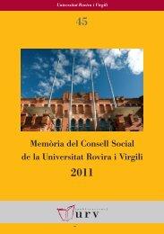 Veure pdf - Recull de Premsa - Universitat Rovira i Virgili