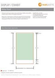 Download Artwork Specification - Vuepoint Ltd
