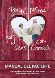 Descarga el 'Manual del Paciente' - Fundación Española del Corazón