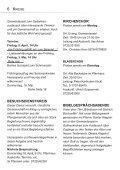 April/Mai2013 - Evangelische Pfarrgemeinde Gallneukirchen - Page 6