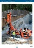 Hydraulisches Bohrgerät Hydraulic drill rig - CASAGRANDE GROUP - Seite 4
