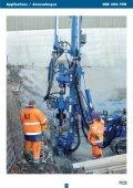 Hydraulisches Bohrgerät Hydraulic drill rig - CASAGRANDE GROUP - Seite 6
