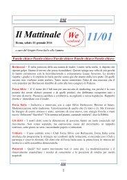 Il-Mattinale-WEEKEND-11-gennaio-2014