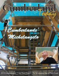 Summer/Fall 2010 - University of the Cumberlands