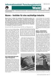 Infoblatt Wald - Natkon.ch - Home