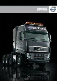 VOLVO FH16 - Volvo Trucks