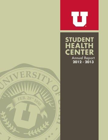 CENTER - Student Affairs - University of Utah