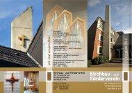 Kirchbau- und - Evangelische Kirchengemeinde Havixbeck