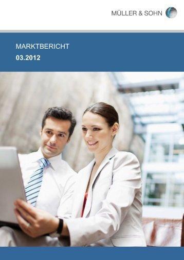 Marktbericht März 2012