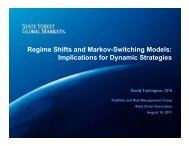 Regime Shifts and Markov-Switching Models ... - qwafafew