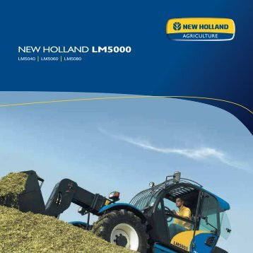 NEW HOLLAND LM5000